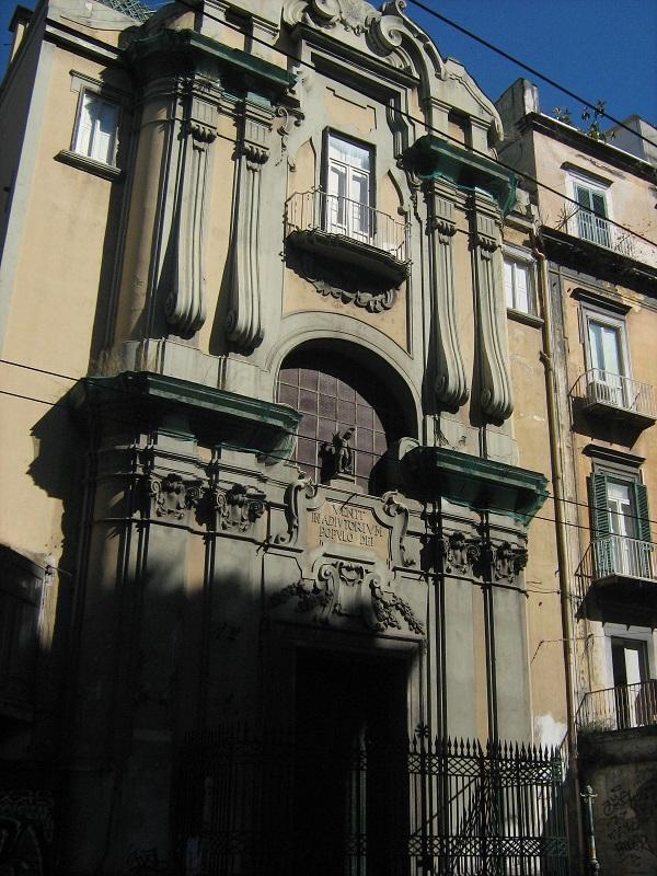 facciata Chiesa di San Michele Arcangelo