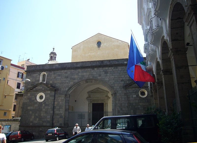 facciata chiesa monteoliveto