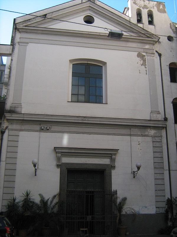 facciata Chiesa di Sant'Onofrio dei Vecchi