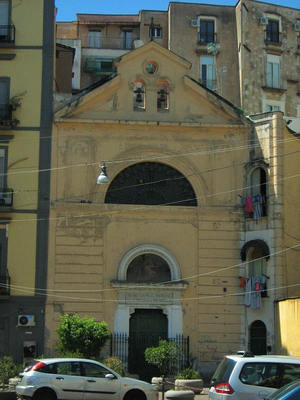 Chiesa della Pietatella a Carbonara