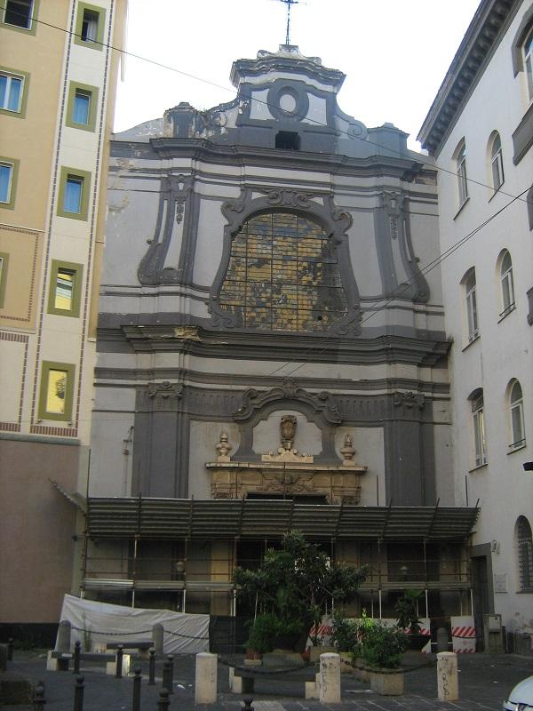facciata chiesa san pietro martire