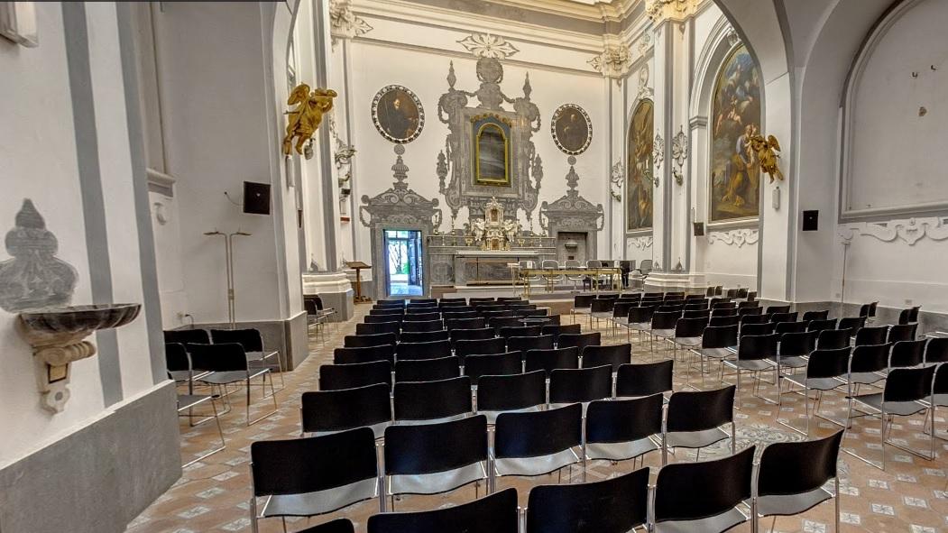 Sala degli Angeli o Chiesa dell'Eremo ai Monti