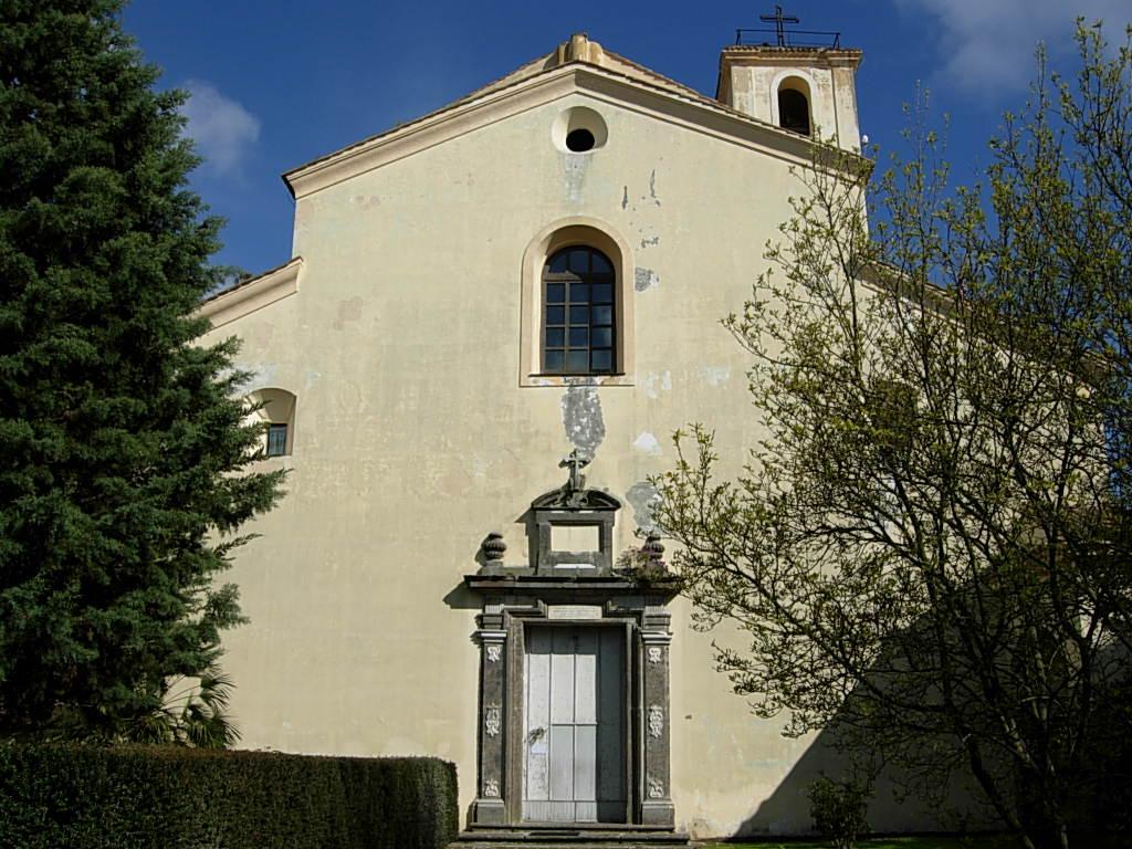 Chiesa del Santo Salvatore al Prospetto