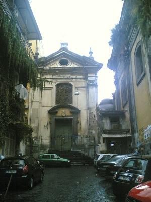 Chiesa della Compagnia della Disciplina della Santa Croce