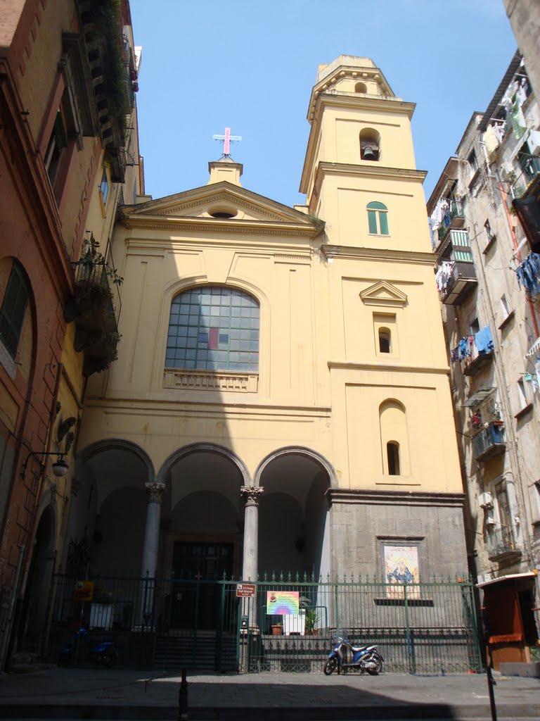 Chiesa della Santissima Trinità degli Spagnoli