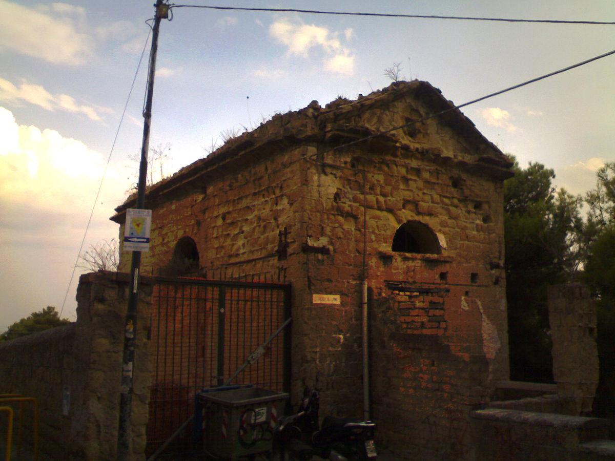 Tempio della Gaiola