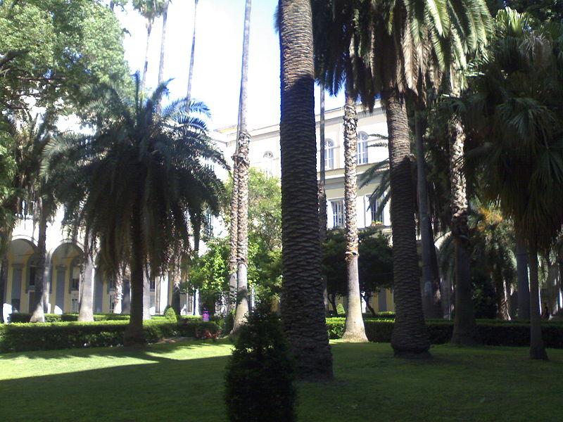 Chiostro di Sant'Andrea delle Dame