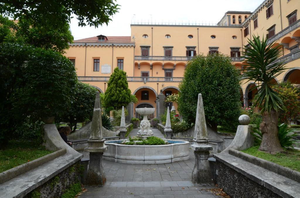 fontana Chiostro di Santa Maria Regina Coeli