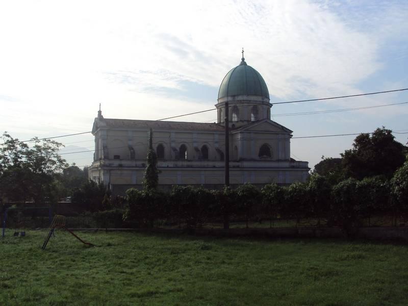 Monastero delle Carmelitane Scalze ai Ponti Rossi