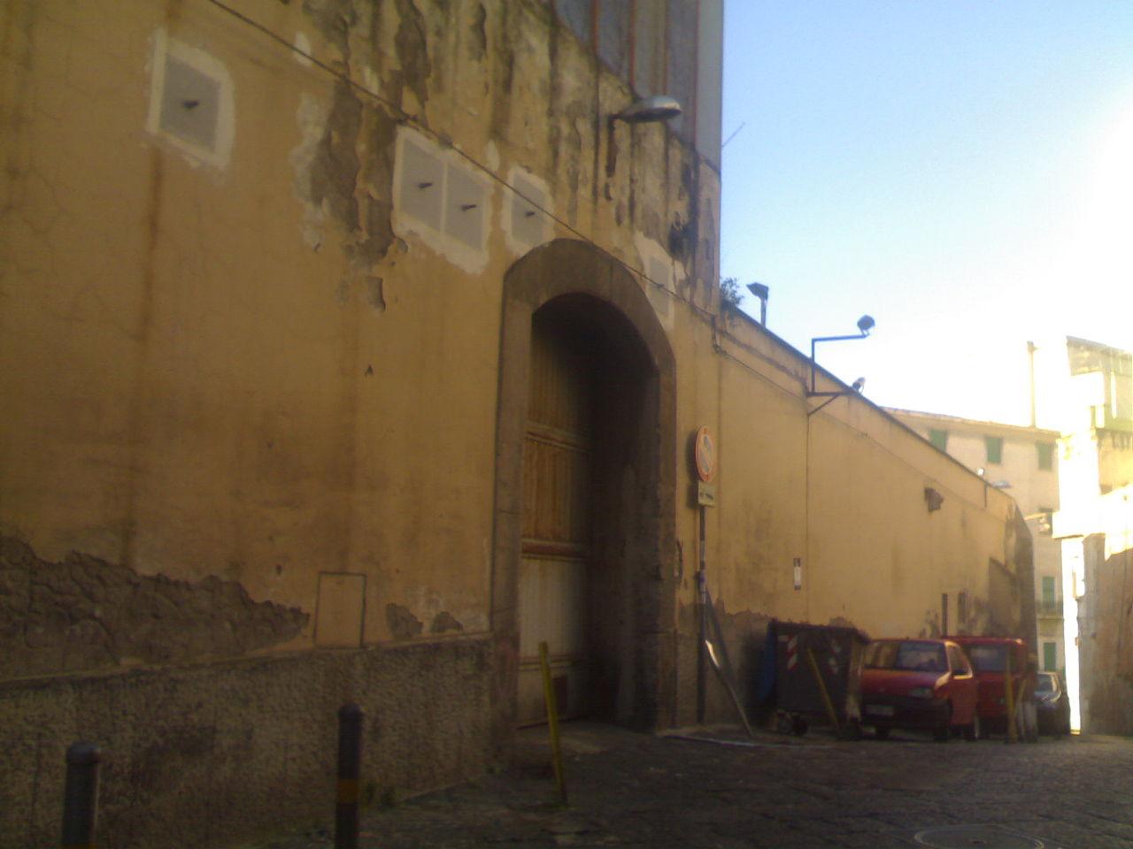 Monastero di Sant'Eframo Nuovo