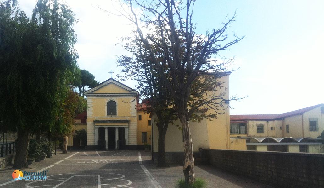 Convento di San Gennaro alla Solfatara