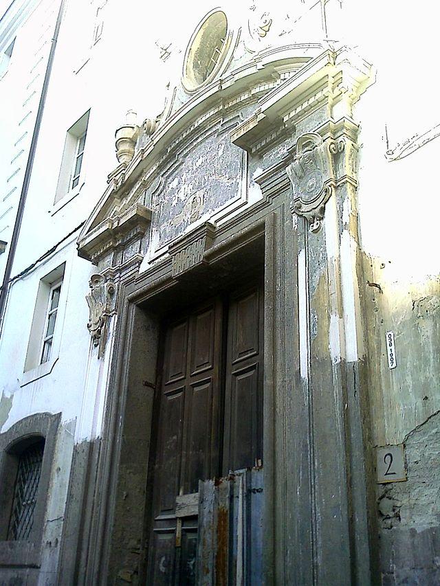 Oratorio di Santa Maria della Fede