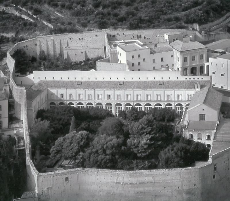 complesso monastico di suor orsola benincasa