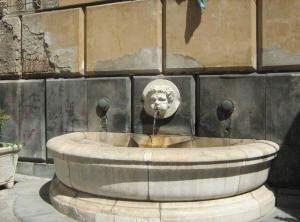 fontana del capone