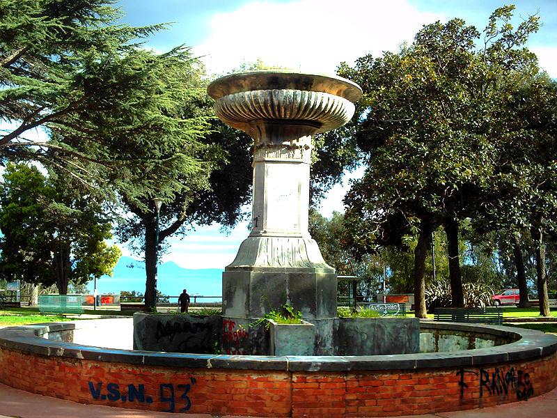 fontana degli incanti napoli
