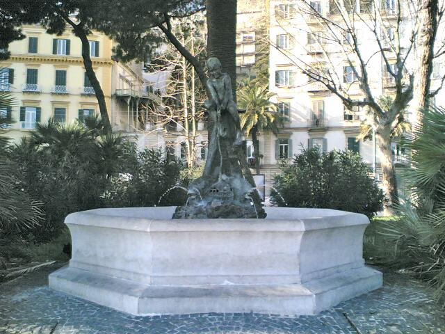 fontana del marinaretto napoli