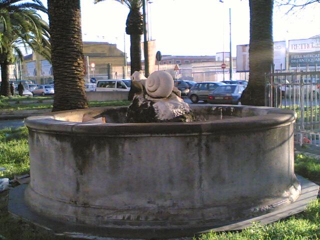 fontana della maruzza napoli