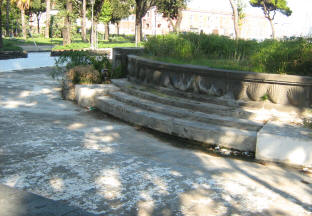 fontana papiri napoli