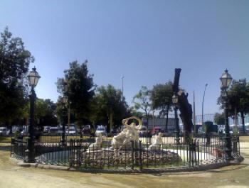 fontana ratto d'europa napoli