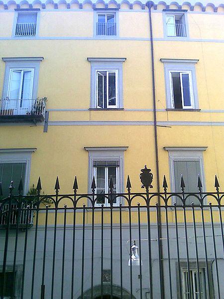 facciata palazzo bonifacio