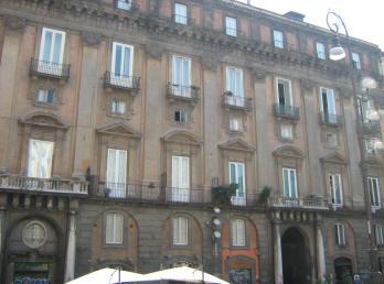 facciata palazzo casacalenda napoli
