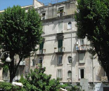 facciata palazzo Conca