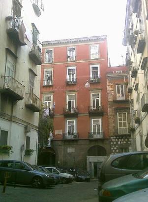 facciata palazzo filangieri