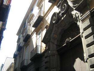 palazzo filomarino della rocca napoli