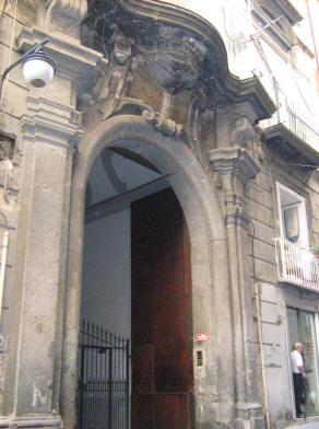 palazzo majorana napoli