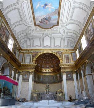 cappella reale palazzo reale napoli