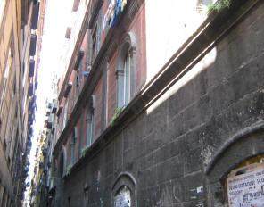 palazzo panormita napoli
