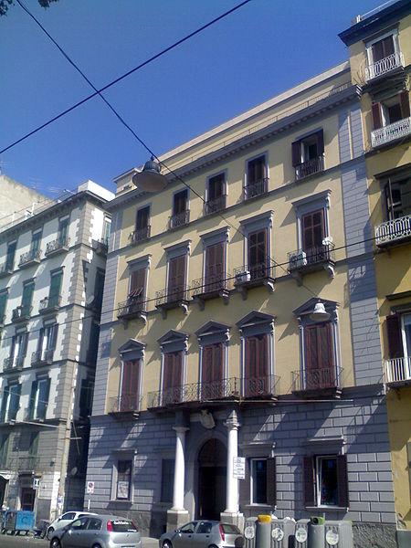 Palazzo Pignatelli di Strongoli
