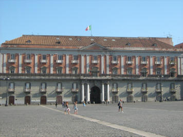 facciata palazzo salerno