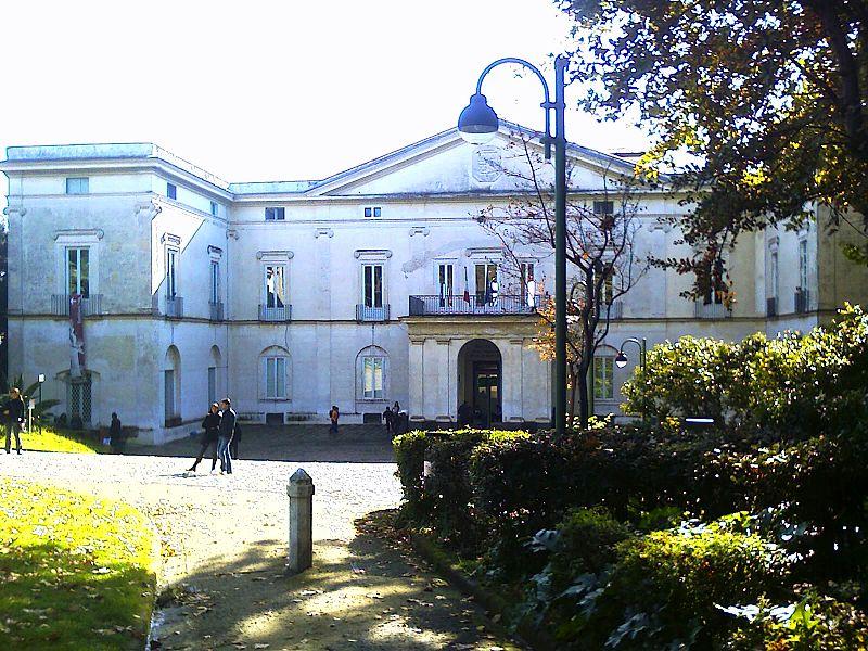 Villa Altra Residenza Napoli