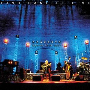 pino daniele Concerto Medina Tour 2001 fronte