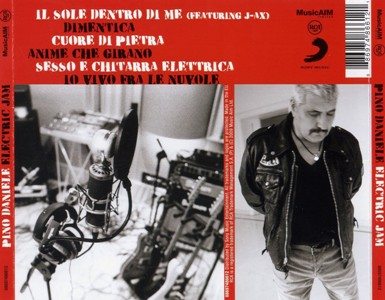 pino daniele electric jam retro