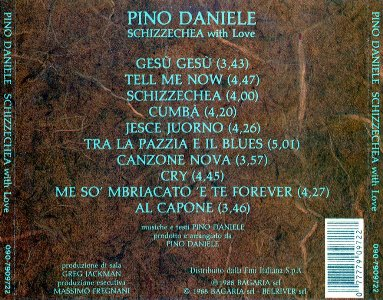 pino daniele schizzechea with love retro
