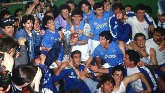 napoli coppa uefa 1989