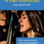 cena spettacolo je suis napolitain
