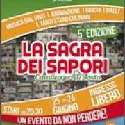 sagra dei Sapori Napoli 2016