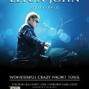 elton john wonderful Crazy Night Tour