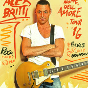 in Nome Dell'Amore Tour alex britti