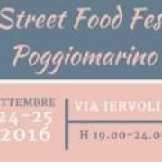 street food fest poggiomarino 2016