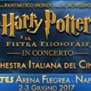 cine Concerto Harry Potter napoli
