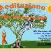 movimento Meditazione villa floridiana