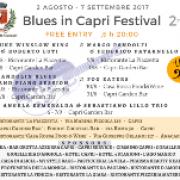 Blues In Capri Festival 2017