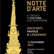 notte Arte Napoli 2017