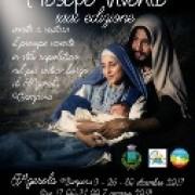presepe Vivente Agerola 2017