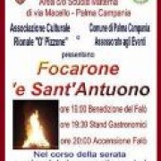 Focarone Sant'Antuono 2018