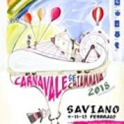 carnevale Saviano 2018